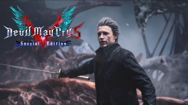 Devil May Cry 5 Special Edition Launch Trailer Released
