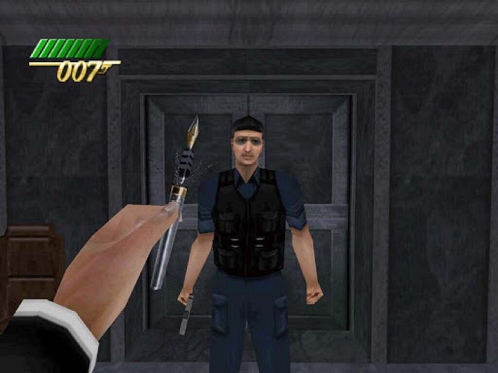 Best James Bond Video Games Ever Made