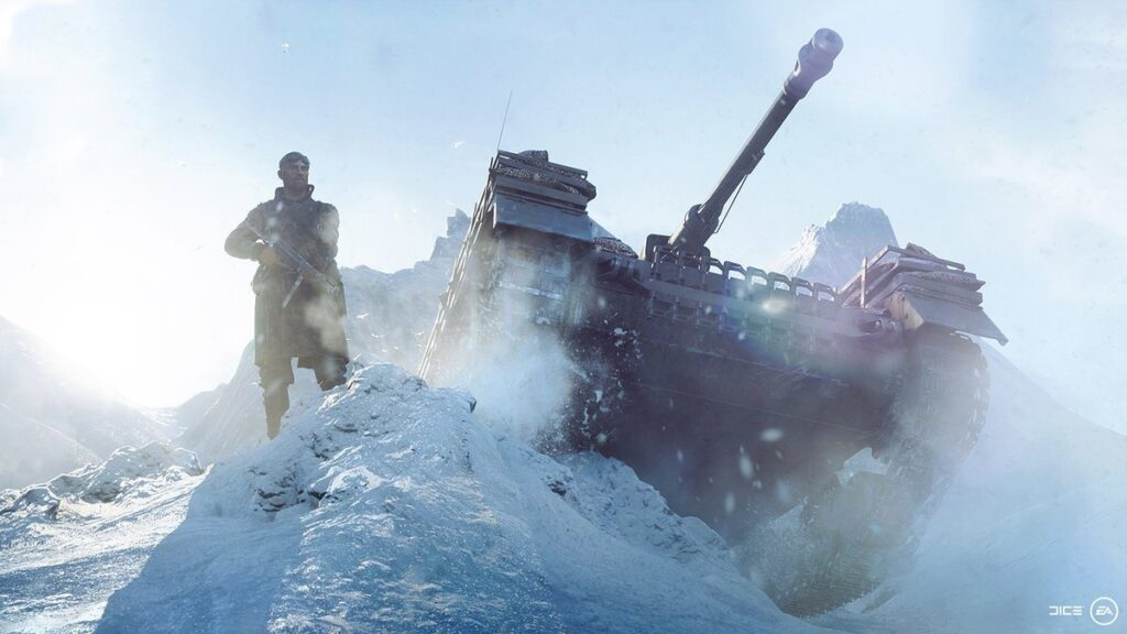 Battlefield 6 Will Release In The Autumn Of 2021