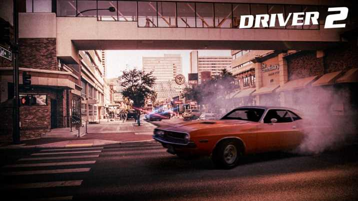 Driver 2 Gets an Unofficial PC Port Running at 60FPS