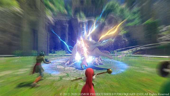 Dragon Quest XI S Free Demo Released