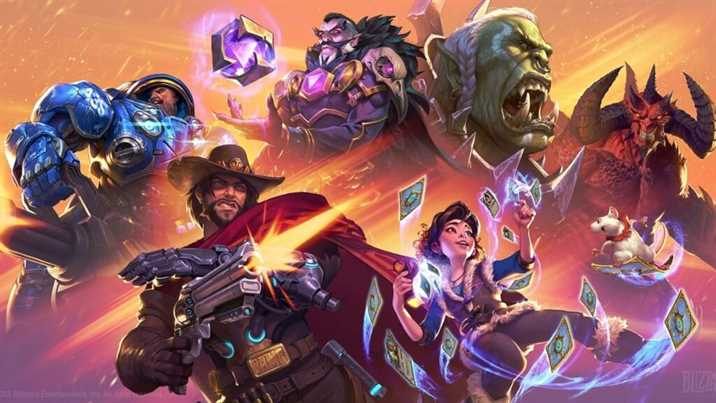 Blizzcon Online 2021 will be Free for All