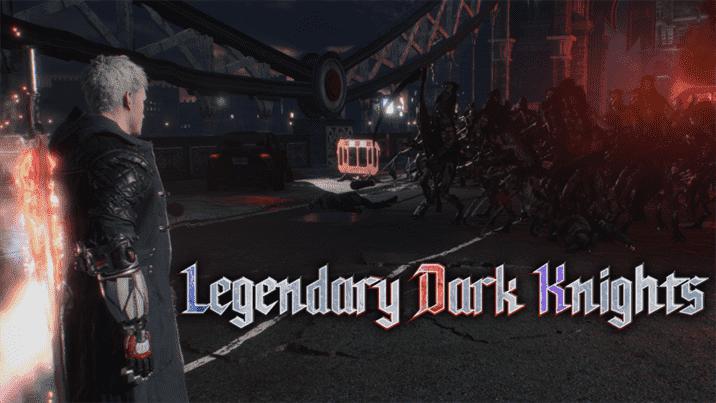 DMC 5 PC Gets an Unofficial Legendary Dark Knights Mode