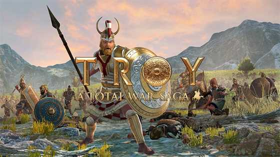 Total War Saga Troy Multiplayer On November 26th
