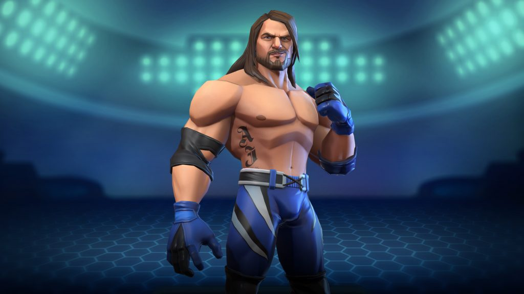 WWE Undefeated Announced For iOS and Android
