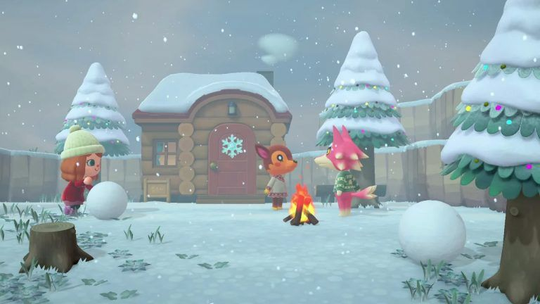 Animal Crossing New Horizons Seasonal Activities And A Winter Update