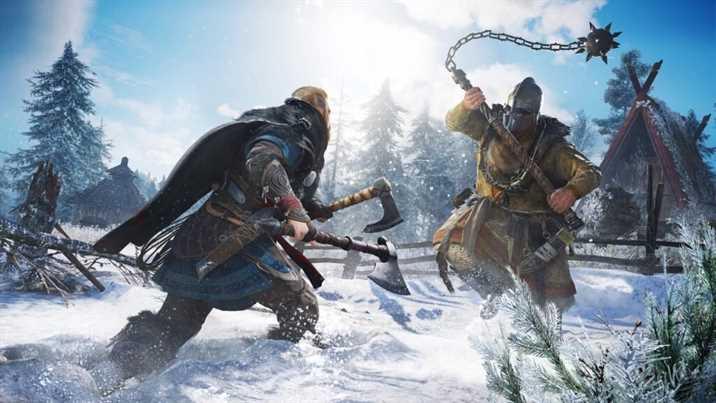 Assassin's Creed Valhalla Graphics Comparison Video