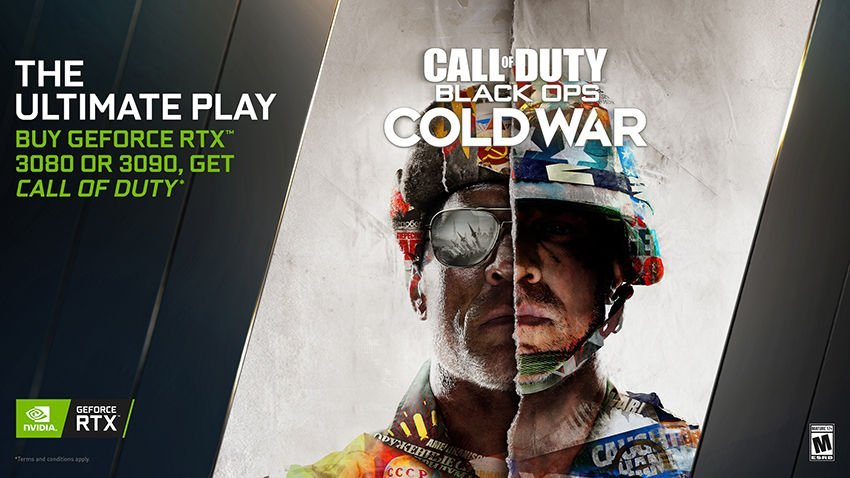 Cold War RTX And DLSS Videos Released