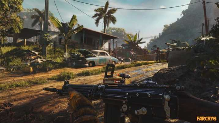 Far Cry 6 Release Date Leaked On Microsoft Store - PLAY4UK
