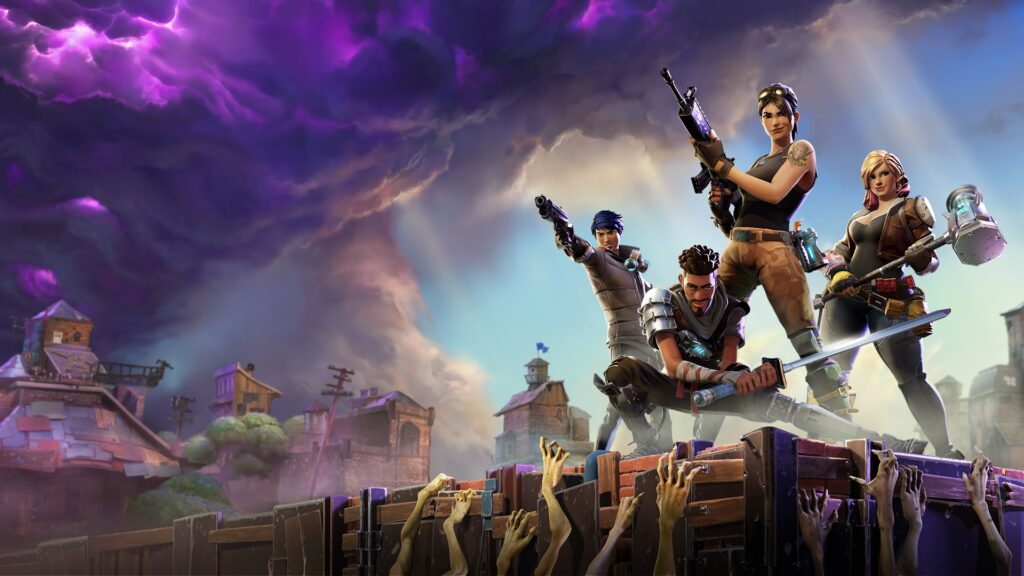 Fortnite for Xbox Series X/S and PS5 Releasing Next Week