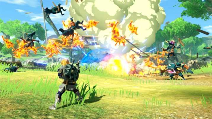 Hyrule Warriors Age of Calamity Release Trailer And Review Scores