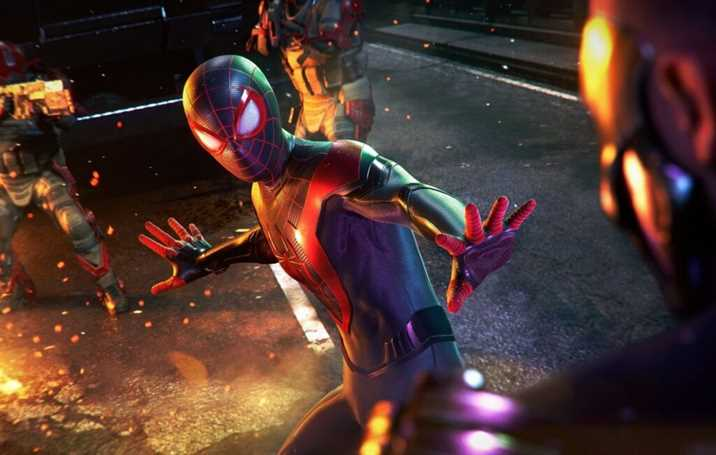 Spider-Man Miles Morales Review Scores