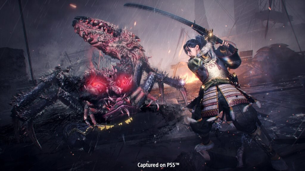 Nioh Collection Screenshots Released