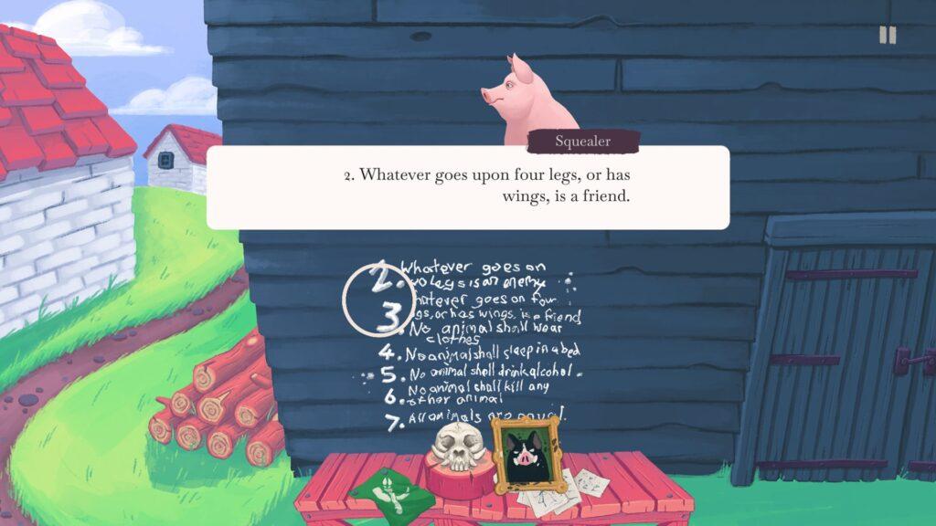 Orwells Animal Farm On Steam This December 10