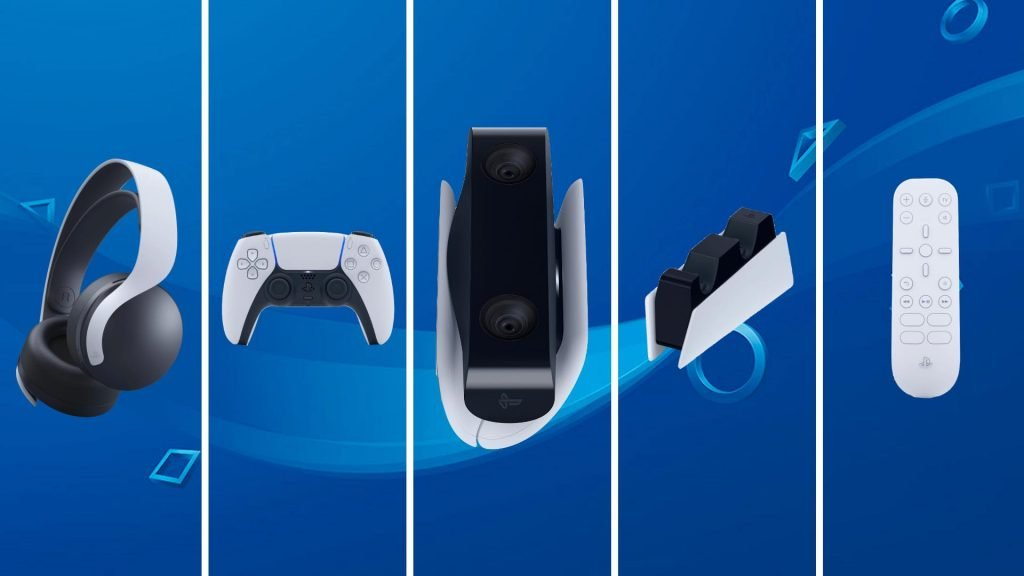 PS5 Accessories Are Arriving Earlier Than Expected