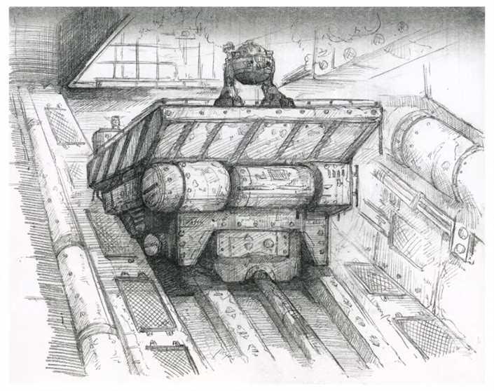 SEGA Released Sonic the Hedgehog Concept Art