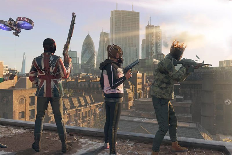 Watch Dogs Legion Multiplayer Mode Has Been Delayed