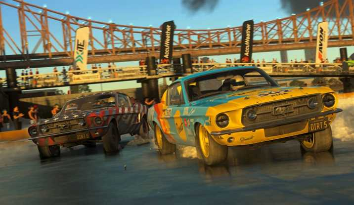 Dirt 5 Gameplay Video Released-PlayStation 5 Special Look