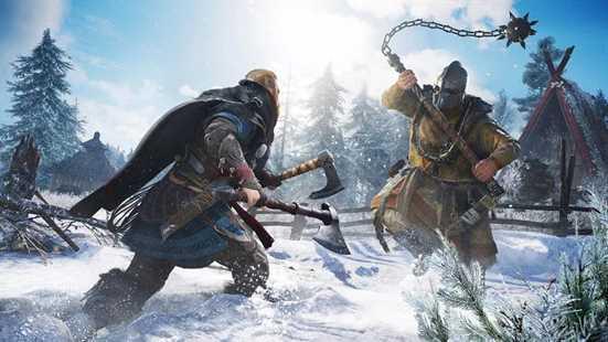 Assassin's Creed Valhalla Mythology Video Released