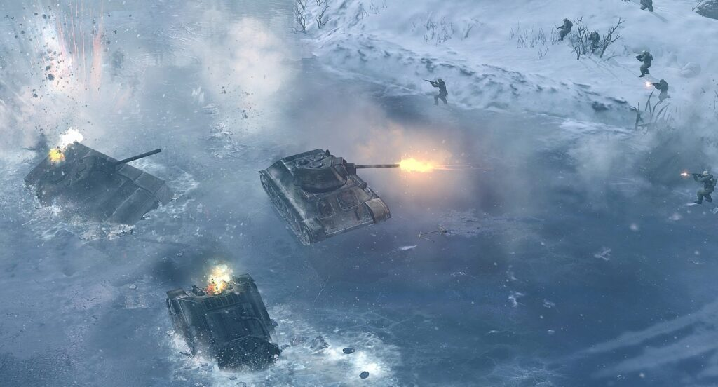 Company of Heroes 2 64 Bit Update Will Release in November