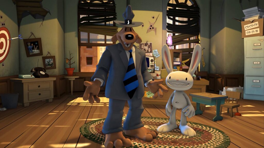 Sam & Max Save the World Remastered Is Coming On December