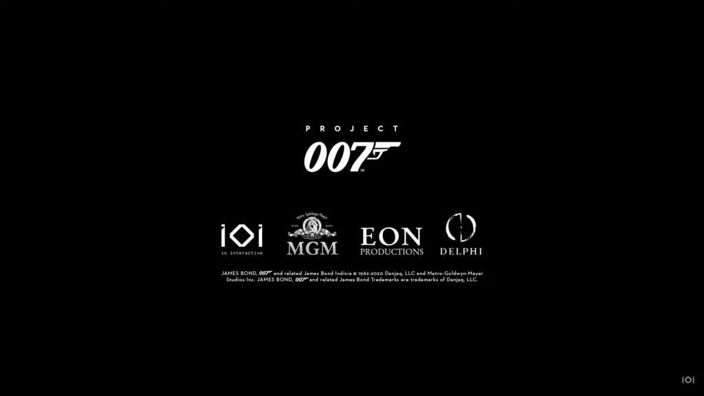 New James Bond Game by IO Interactive