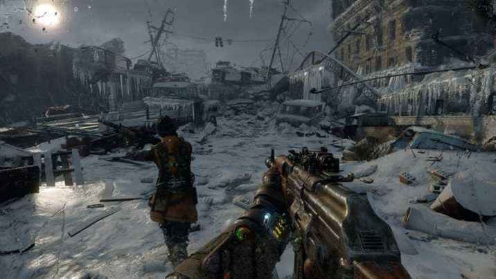 Metro Exodus Announced for PS5 and Xbox Series X and S