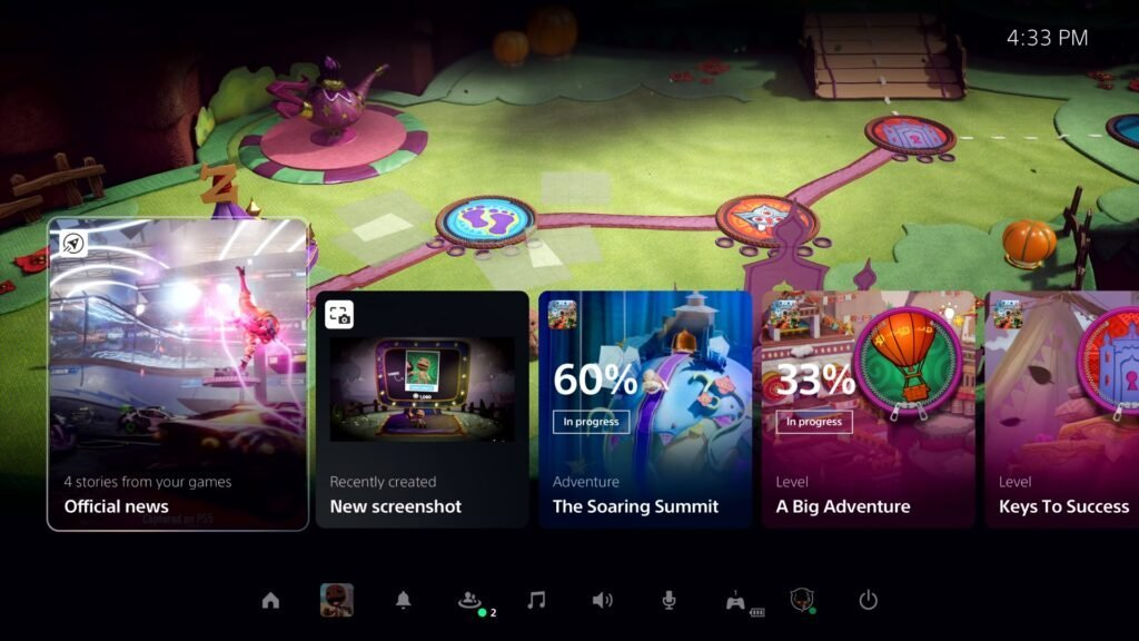 PS5 Web Browser Can Be Accessed With a Workaround