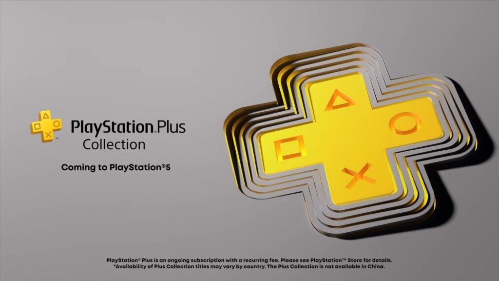 PS Plus Collection Is Playable On PS4 Only If You Have a PS5