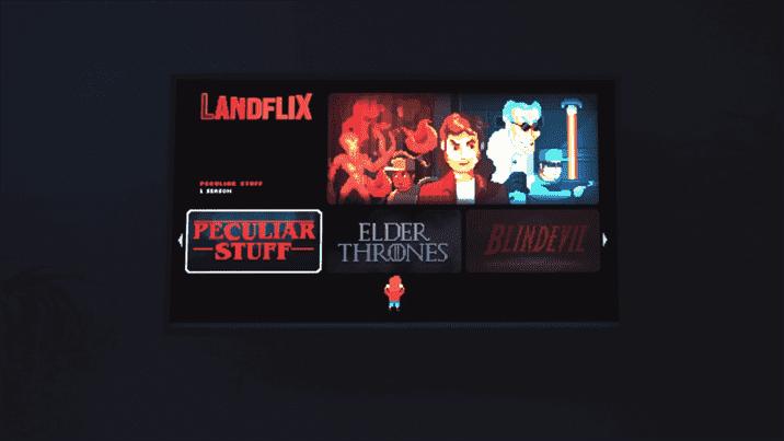 Landflix Odyssey Comes to Nintendo Switch