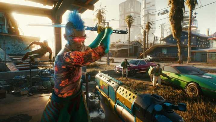 Cyberpunk 2077 DLC Will Be Revealed After Launch