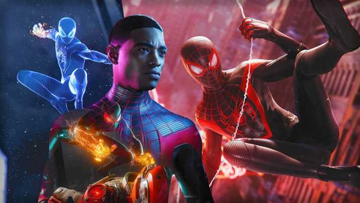 Spider-Man Miles Morales Update 1.04 is Available