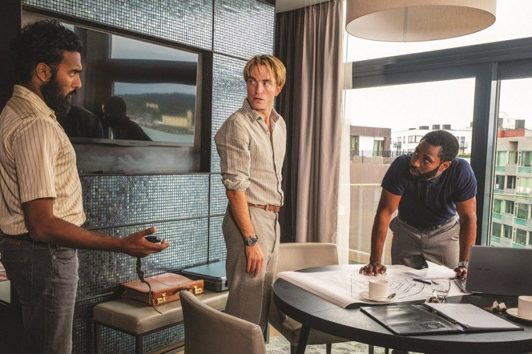 Tenet Box Office Performance by Christopher Nolan