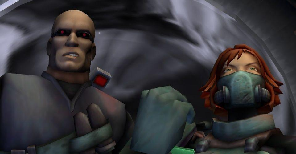 TimeSplitters 2 Remake Reference Was a Joke Says THQ