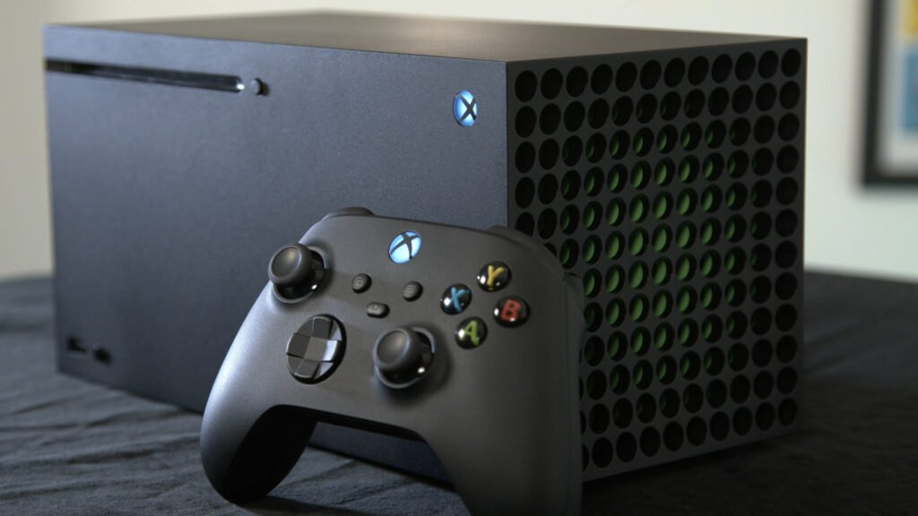Disk Drive Issues in Some Xbox Series X Systems