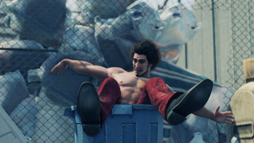 Yakuza: Like a Dragon File Size Revealed
