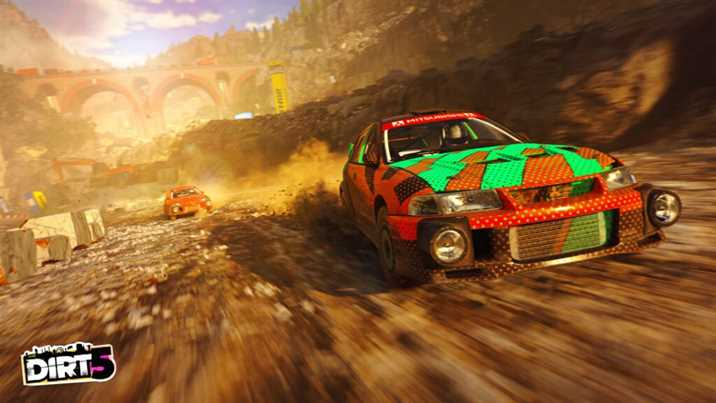 Dirt 5 Update 2.00 Launches Today Adds Wheel Support
