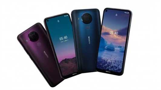 Nokia 5.4 Introduced, Here Are The Specs And Price