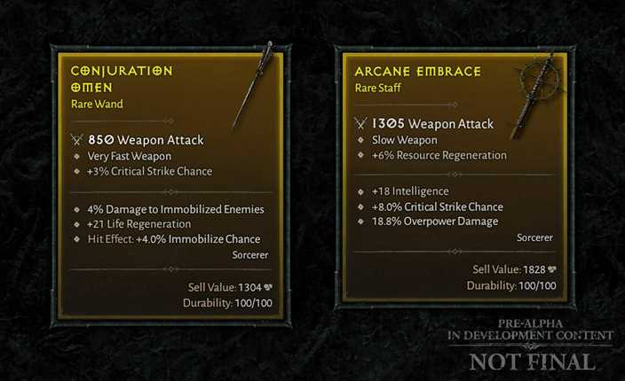 Diablo 4 Abilities And Weapon Types Released