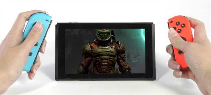 Doom Eternal Nintendo Switch Version Released