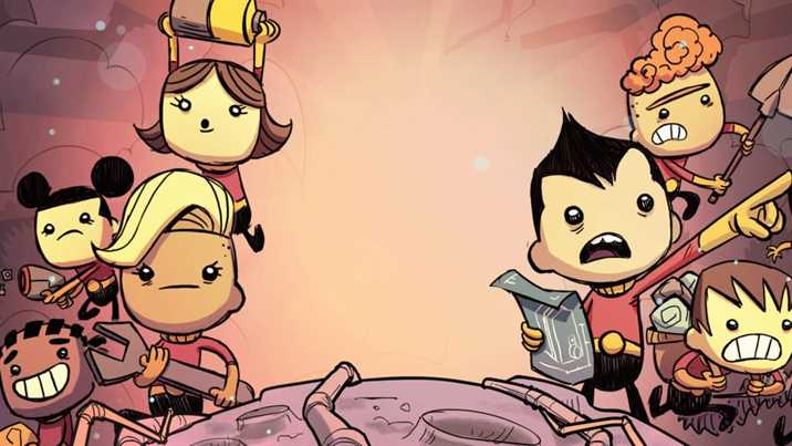 Oxygen Not Included First Expansion Coming in December 8