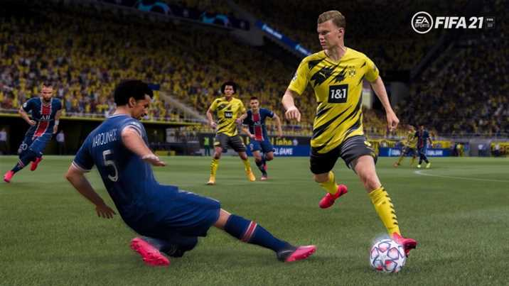 FIFA 21 PlayStation 5 And Xbox Series Versions Released
