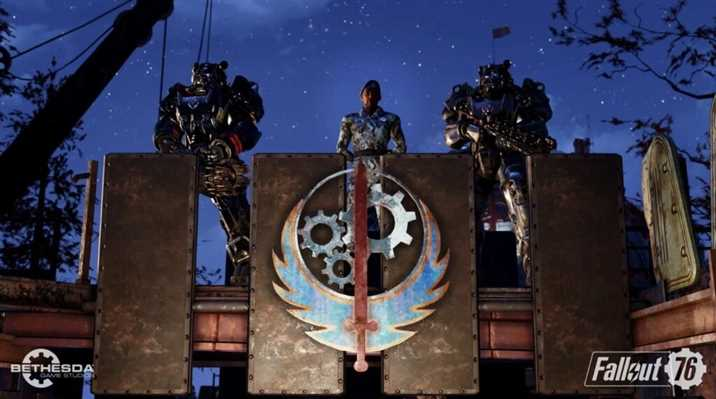 Fallout 76 Steel Dawn Update Released