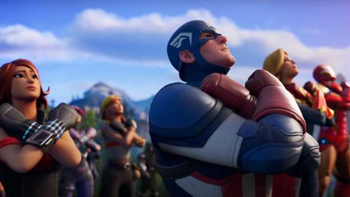 Black Panther, Captain Marvel, And Taskmaster Join Fortnite