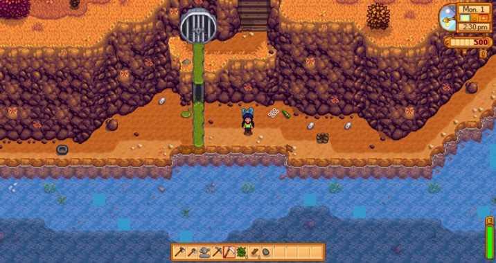 Stardew Valley 1.5 Update will Bring a Beach Farm
