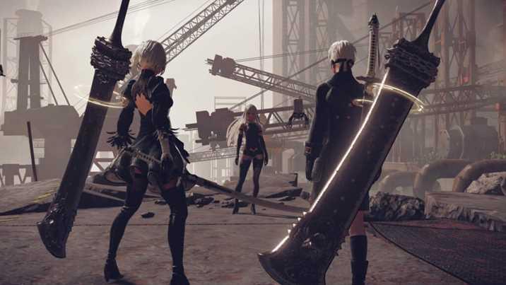 Yoko Taro is Developing Two New Games