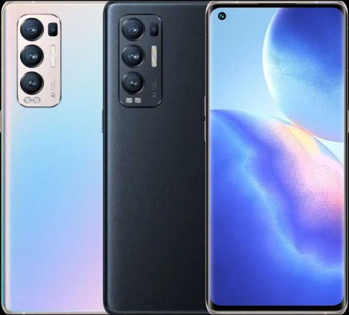 Oppo Reno5 Pro+ Introduced: SD865 And 50MP