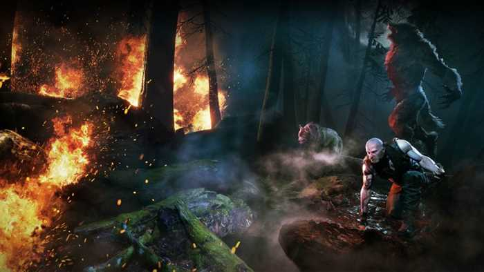 Werewolf The Apocalypse – Earthblood First Look Gameplay