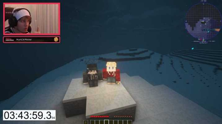 Minecraft player recreates Mount Everest to 1: 1 scale