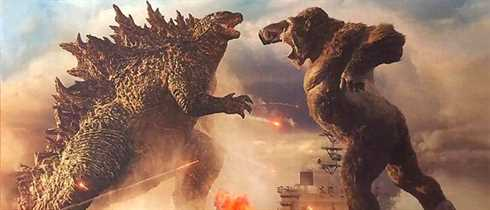 Godzilla vs Kong First Footage Released